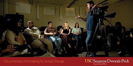 Documentary Filmmaking for Social Change (September 2020-June 2021) tickets