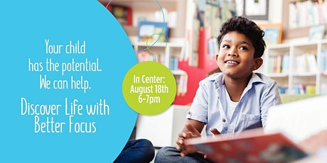 """In Center: """"You are not alone! Strategies for Your Child's ADHD and Focus"""" tickets"""