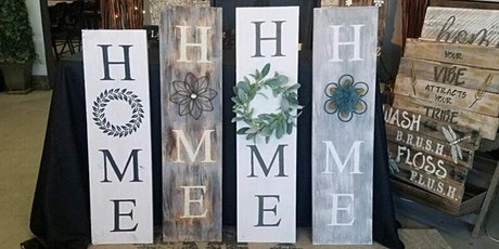 Stone and Pallet(TM) - Porch and Welcome Signs tickets