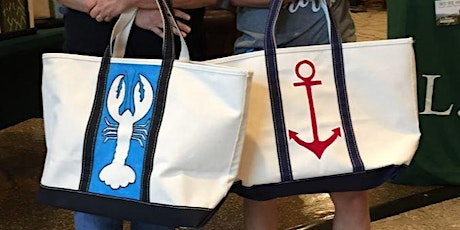 L.L.Bean Tote Painting in the Park - Freeport - $49 tickets