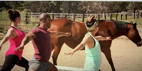 Breakfast Yoga with Horses tickets