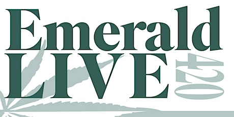 EmeraldLIVE 420 Virtual Networking Event - Aug 6th, 420pm tickets