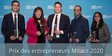 Prix des entrepreneurs Mitacs 2020 billets