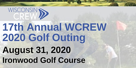 17th Annual WCREW 2020 Golf Outing tickets