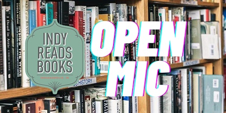 Indy Reads Open Mic tickets
