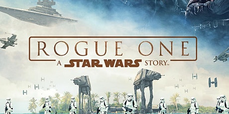 """ROGUE ONE""  DRIVE-IN MOVIE tickets"