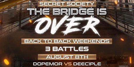 CRB Presents: The Bridge is Over tickets
