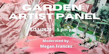 Garden Exhibition -  Artist Panel tickets