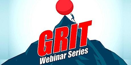 GRIT Seminar tickets