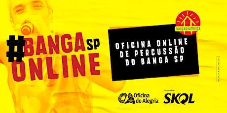 #BANGASPONLINE - RODADA 2 ingressos