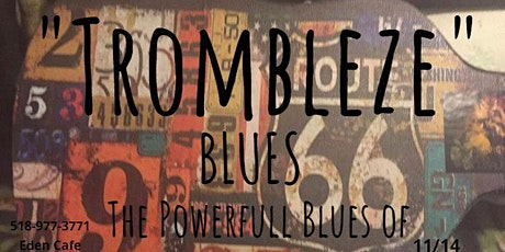 Trombleze Blues the music of Chris Olsen & Co. tickets