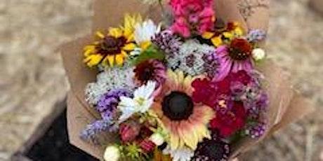 Autumnal Bouquet Arranging Workshop tickets