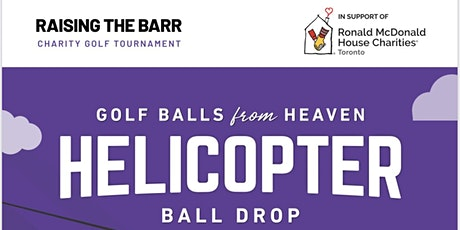 Golf Balls from Heaven - Helicopter Ball Drop tickets