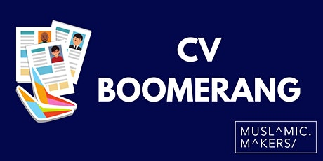 CV Boomerang tickets