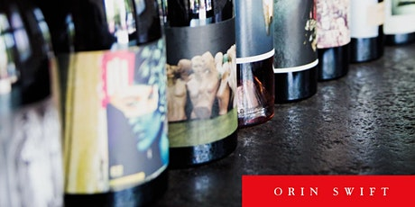 The Art of OrinSwift Wine : Small Batch Wine Tasting (2 Sessions) tickets