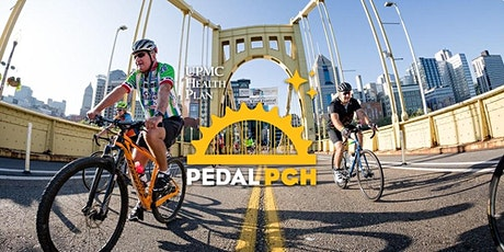 Registration: UPMC Health Plan PedalPGH 2020 tickets