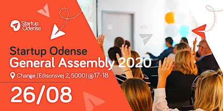 Startup Odense General Assembly 2020 tickets