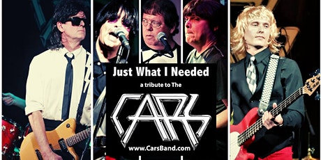 Rock Steady (A Bad Company & The Cars Tribute) tickets