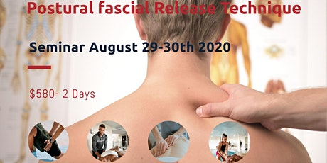 POSTURAL FASCIAL RELEASE TECHNIQUE tickets