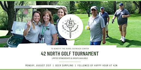 4th Annual 42 North Golf Tournament tickets