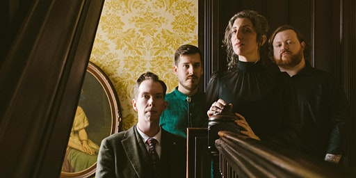 Zan and The Winter Folk: Open for Take-Out Virtual Concert Series