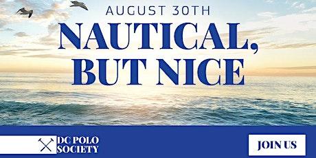 DC Polo Society - Summer Sunday Returns tickets