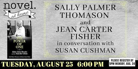 SALLY PALMER THOMASON & JEAN CARTER FISHER  WITH SUSAN CUSHMAN tickets