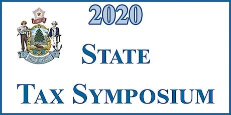 State Tax Symposium tickets