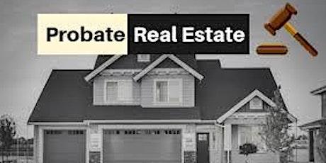 Probate - California Real Estate tickets