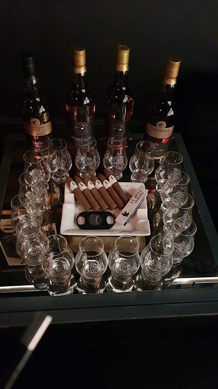 Entrepreneurial Spirits Online Whisky Tasting image