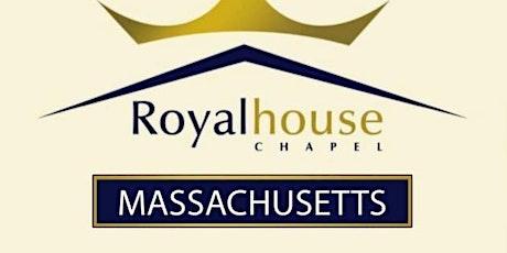 Sunday Celebration Service, Royalhouse Chapel- MASSACHUSETTS ingressos