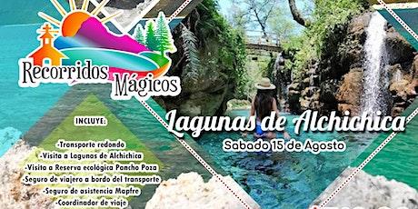 Laguna Alchichica boletos