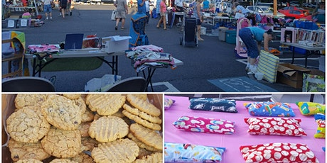 Annual Yard, Book and Bake Sale tickets
