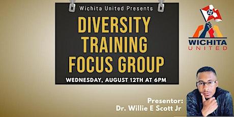 Diversity Training Focus Group tickets