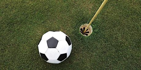 Football Golf tickets