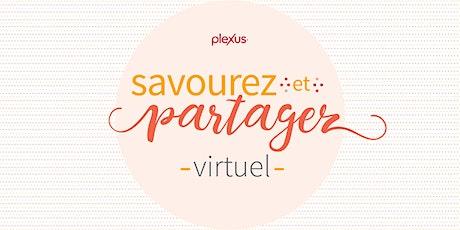 Événement virtuel « Savourez et Partagez »  au NB - Melanie Travers billets