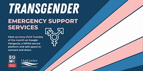 Transgender Emergency Services by Equality Michigan tickets