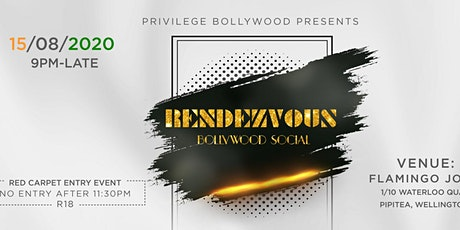 Rendezvous Bollywood Social at Flamingo Joe's tickets