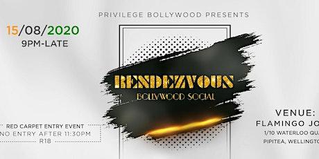Rendezvous Bollywood Social at Flamingo Joe's tickets