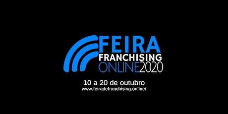 Feira de Franchising Online bilhetes
