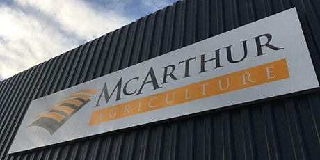 McArthur Agriculture - Grain Processing and Storage Event 2020 tickets