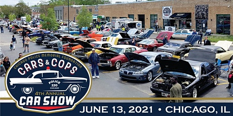 2021 Cars & Cops Car Show tickets