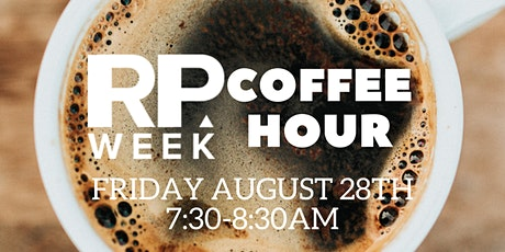 RPWeek Virtual Coffee Hour with CCI Tickets