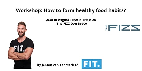Workshop: How to form healthy food habits? tickets