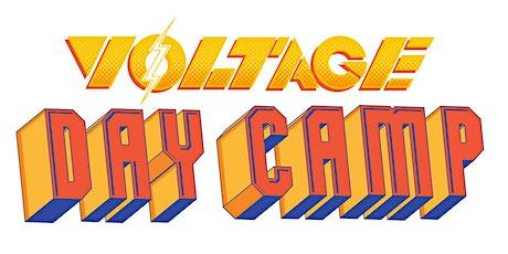 Voltage Day Camp tickets