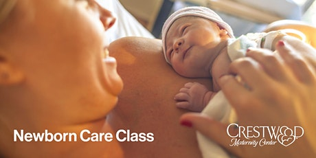 Newborn Care Class tickets