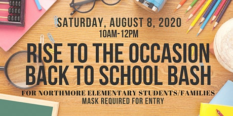 RISE to the Occasion Back to School Bash tickets