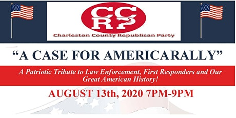 A Case for America Rally tickets