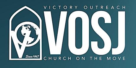Victory Outreach San Jose Outdoor Sunday Celebration Service @9AM tickets