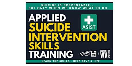 ASIST -  Suicide Intervention Skills Training - HURRICANE  WV tickets